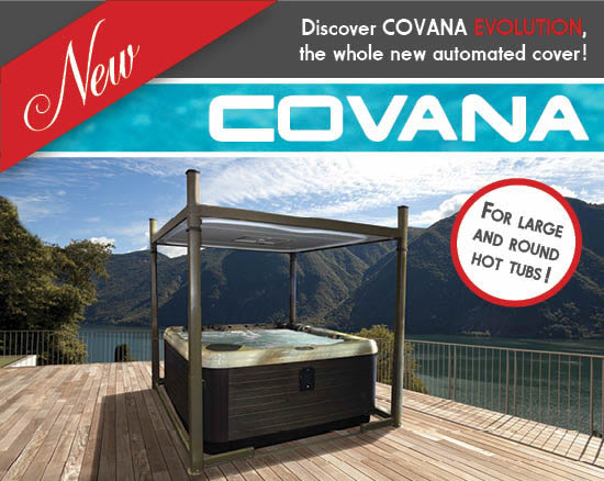 Covana Spa Covers